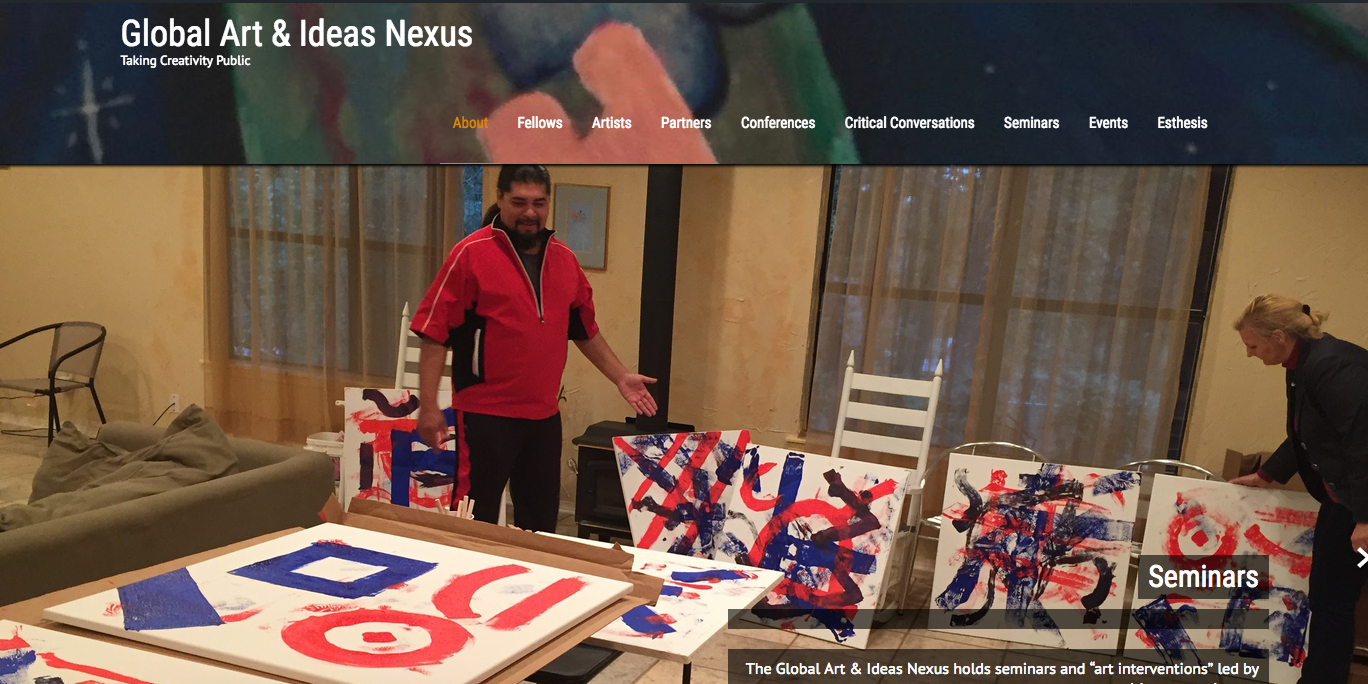 The Global Art & Ideas Nexus