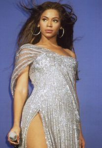 Beyonce, Wikipedia Commons, public domain photo