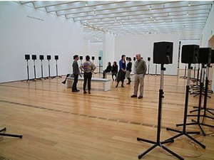 Courtesy of Janet Cardiff and Luhring Augustine, New York. Photo by John Paul Floyd.