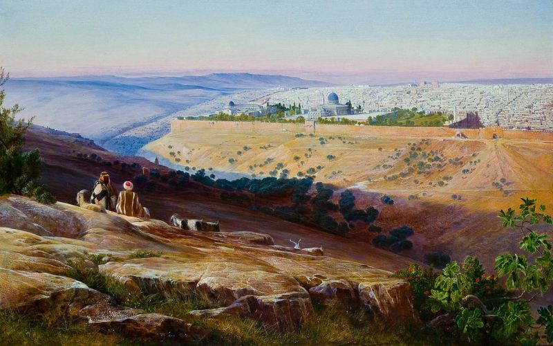 Images Of Place And Territory In Contemporary Israeli-Jew And